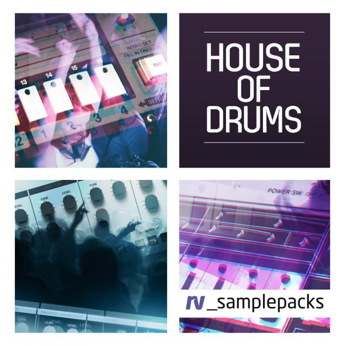 RV Samplepacks House of Drums