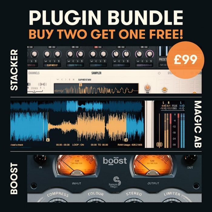 Sample Magic Plugin Bundle Deal