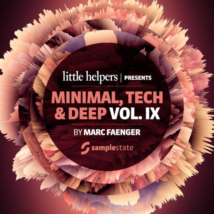 Samplestate Little Helpers Vol 9 Marc Faenger