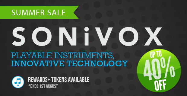 Sonivox Summer Sale