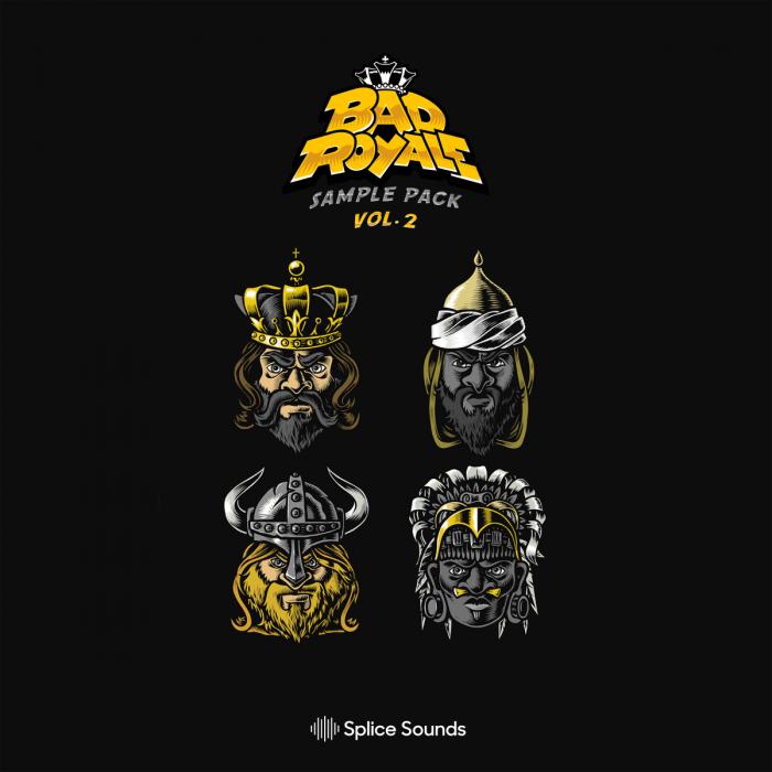 Splice Sounds Bad Royale Sample Pack Vol 2