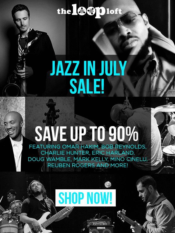 The Loop Loft Jazz in July 2017