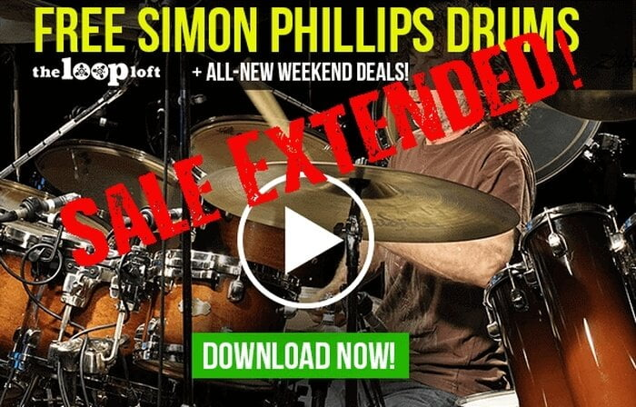 The Loop Loft Weekend Deals Simon Phillips