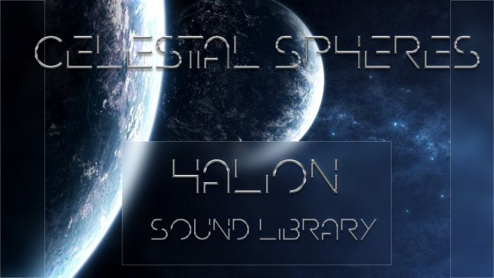 Touch The Universe Celestial Spheres for HALion 6