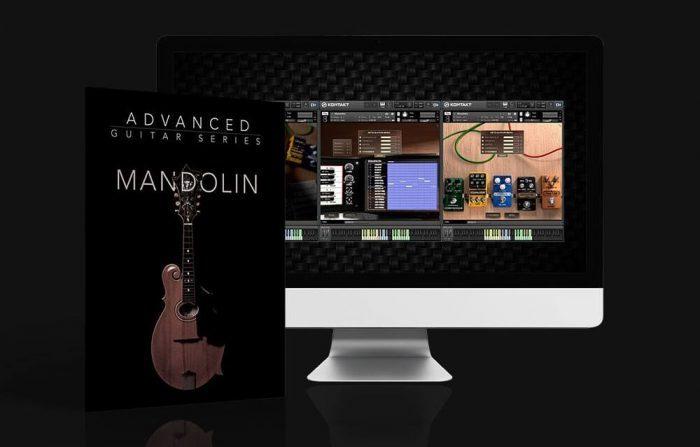 8Dio Productions Advanced Guitar Series Mandolin screen