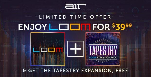 AIR Loom Tapestry deal