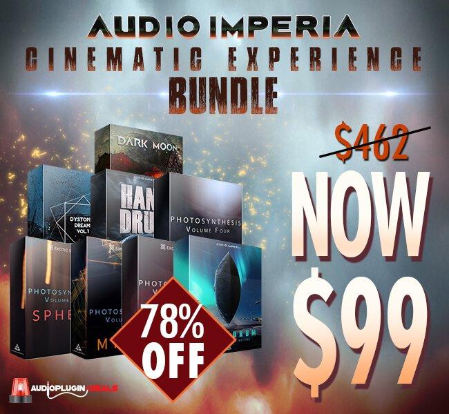 Audio Plugin Deals Audio Imperia Bundle