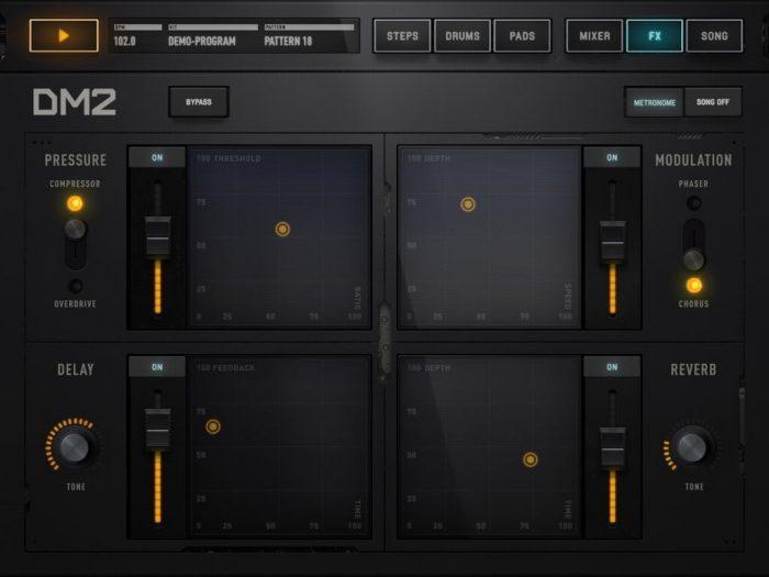 Audionomy DM2 fx