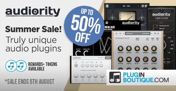 Audiority Summer Sale