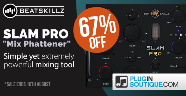 BeatSkillz Slam Pro 67off sale
