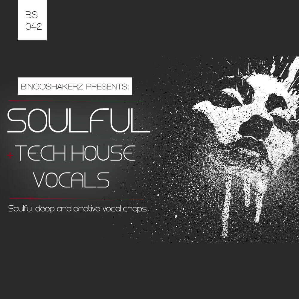 Variavision soulful tech house vocals sample pack released for Classic house vocal samples