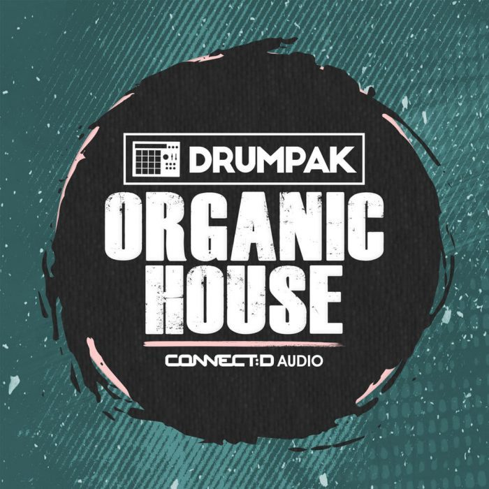CONNECTD Audio Drumpak Organic Drums