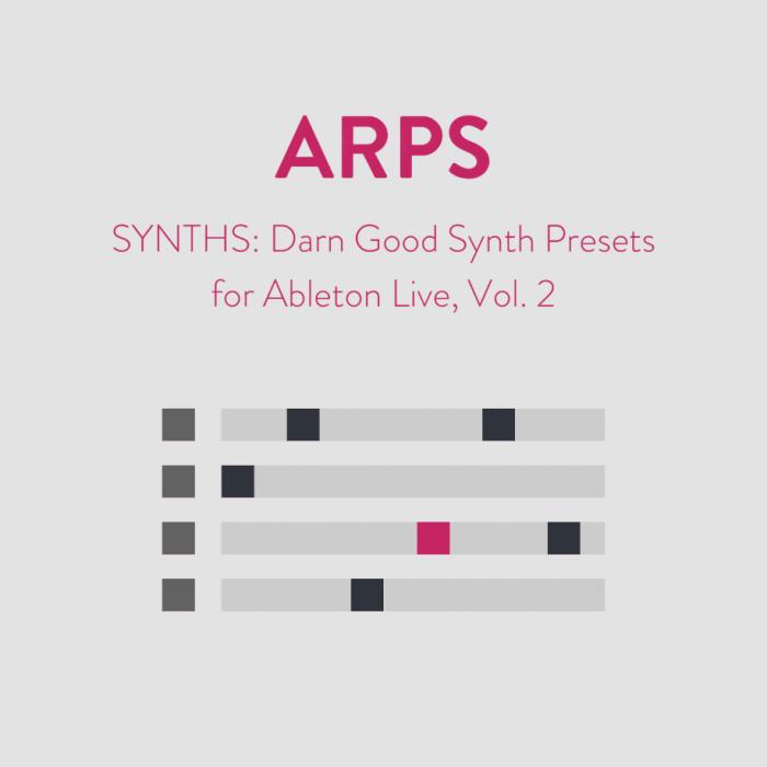 ELPHNT ARPS for Ableton Live