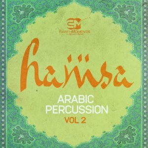 EarthMomenths Hamsa Vol 2 Arabic Percussion