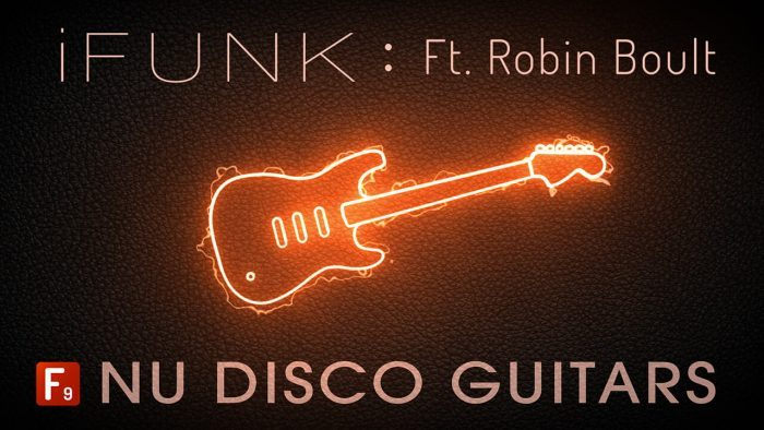 F9 Audio F9 iFunk Nu DIsco Guitars