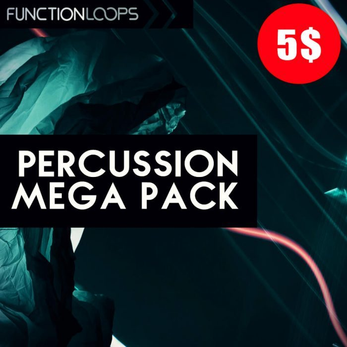 Function Loops Percussion Mega Pack Offer