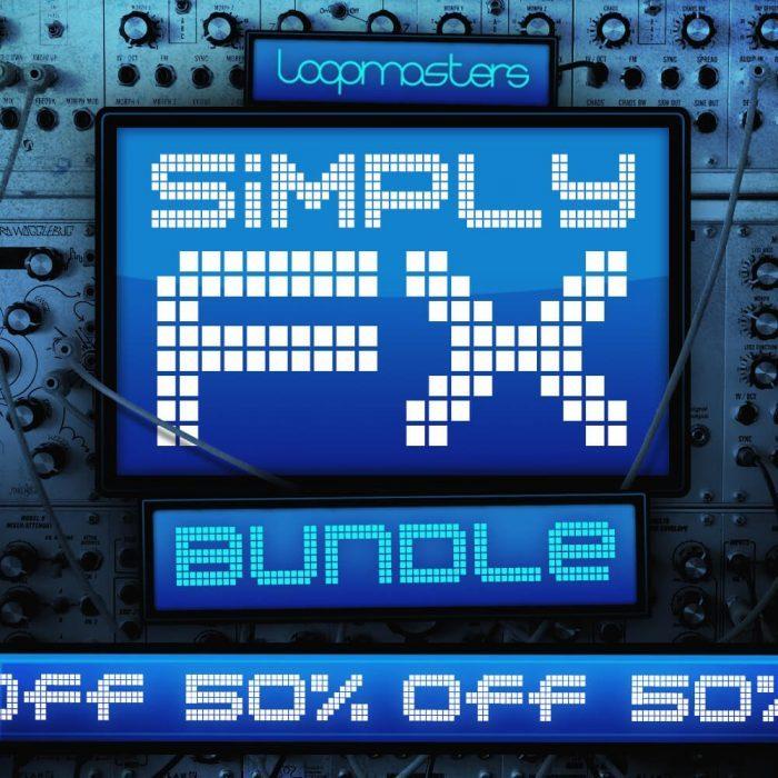 Loopmasters Simply FX Bundle