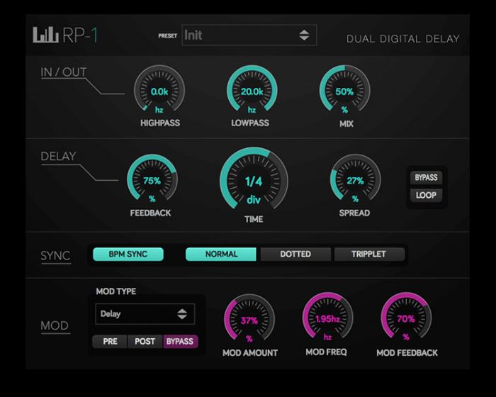 Numerical Audio RP-1 update