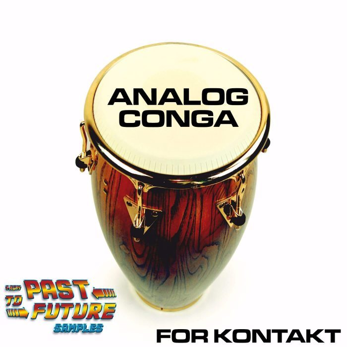 Past To Future Samples Analog Conga for Kontakt