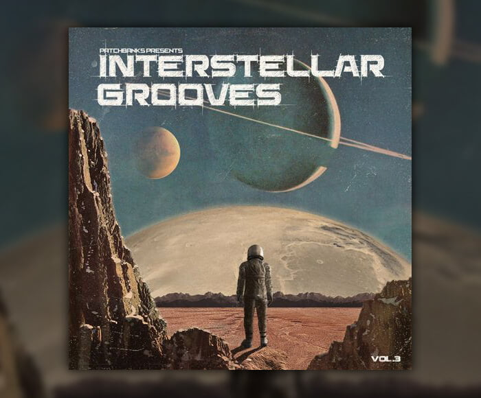 Patchbanks Interstellar Grooves Vol 3
