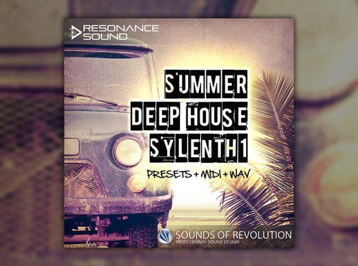 Resonance Sound Summer Deep House Sylenth1