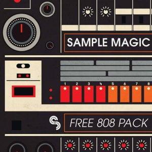 Sample Magic Free 808 Pack