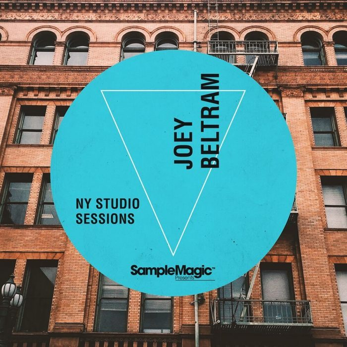 Sample Magic Joey Beltram NY Studio Sessions