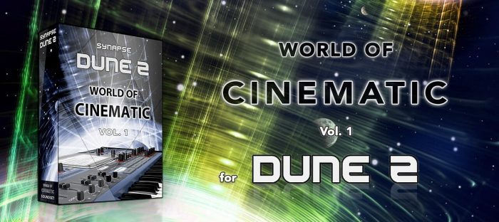 Synapse Audio Cinematic Dune 2