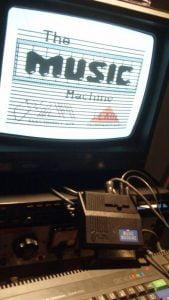 Synth Magic Amstrad CPC 464 Ram Music Machine Drum samples
