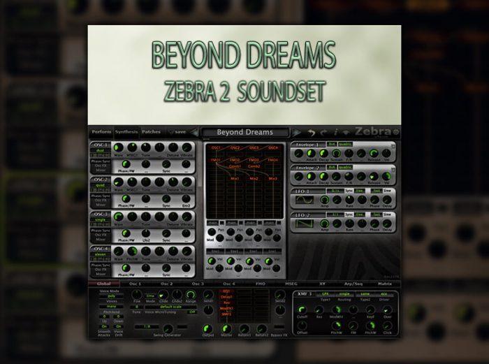 Triple Spiral Audio Beyond Dreams for Zebra 2