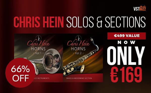 VST Buzz Chris Hein sale