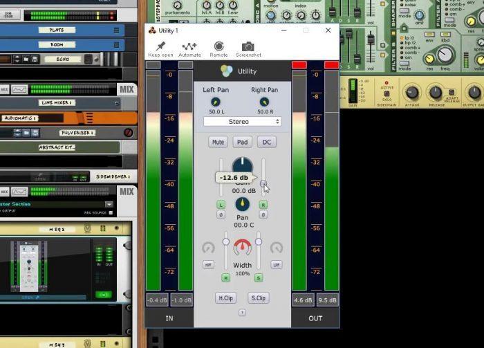 Venn Audio Utility