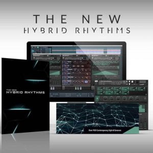 8Dio Productions The New Hybrid Rhythms