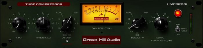 Antelope Audio Grove Hill Liverpool