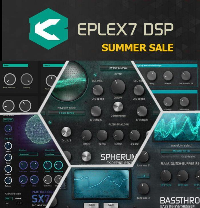 Eplex7 DSP Summer Sale