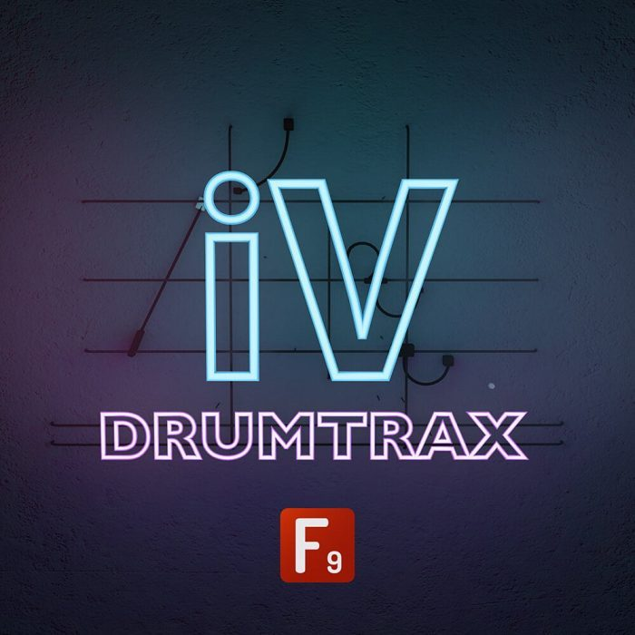 F9 Audio Drumtrax iV 21st Century House