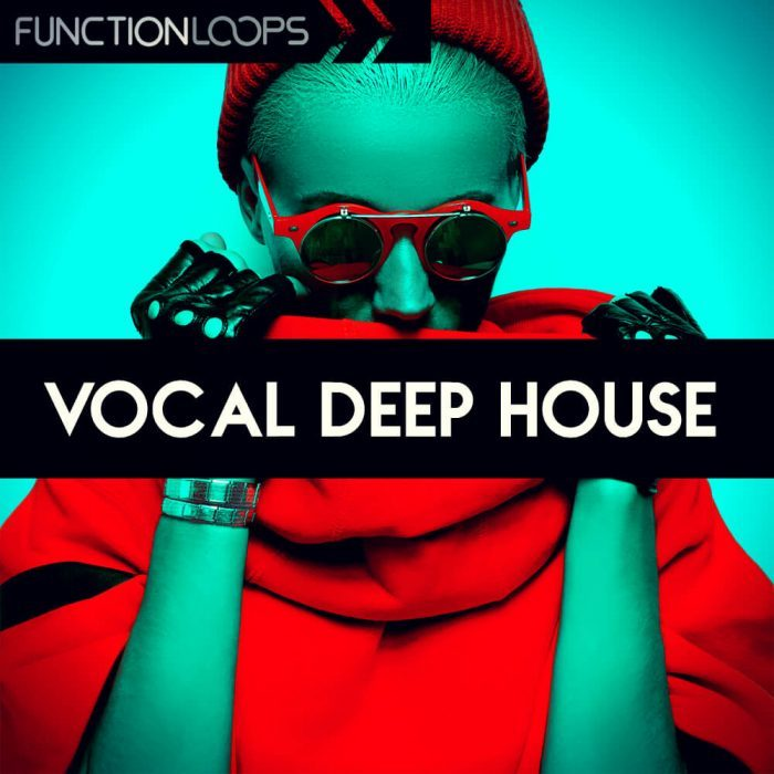 Function Loops Vocal Deep House