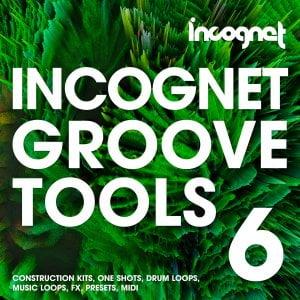 Incognet Groove Tools Vol 6