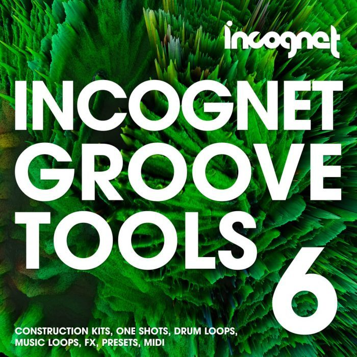 Incognet Groove Tools Vol 6