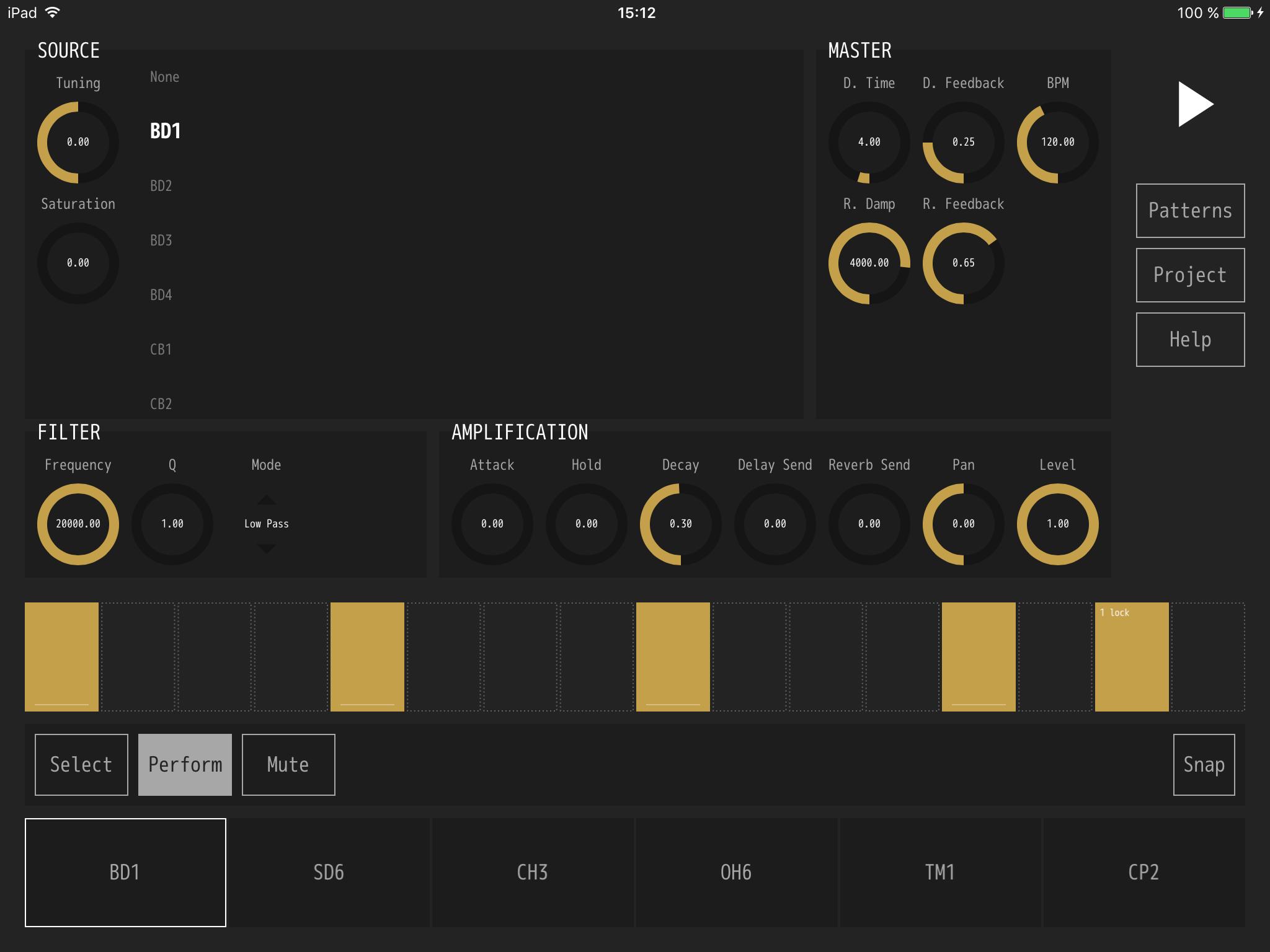 free drum machine apps