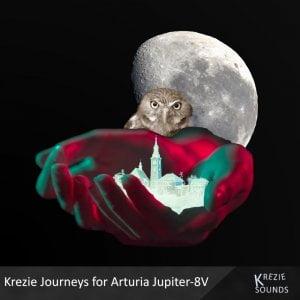 Krezie Journeys for Arturia Jup 8V