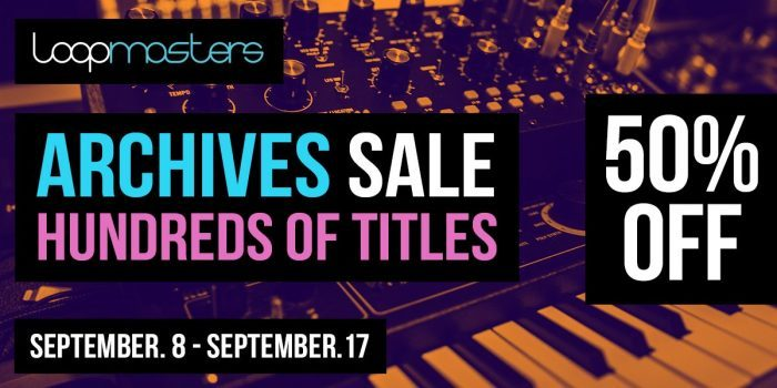 Loopmasters Archives Sale