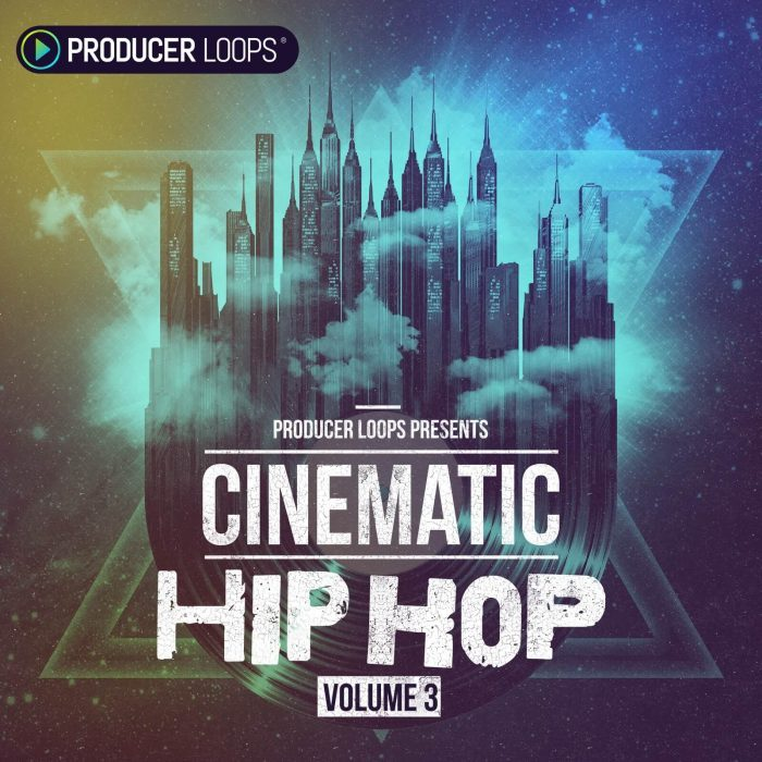Producer Loops Cinematic Hip Hop Vol 3