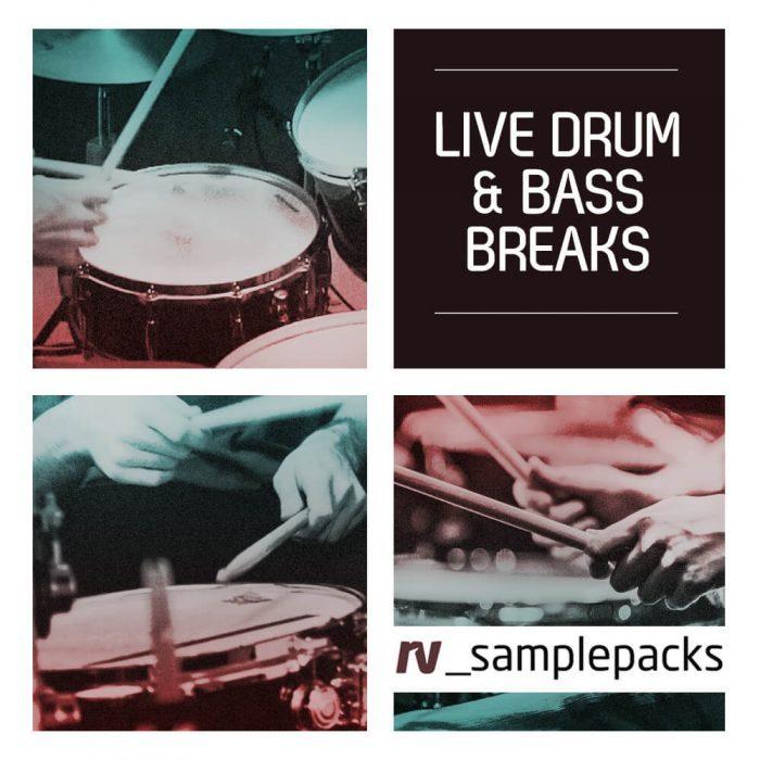RV Samplepacks Live Drum & Bass Breaks