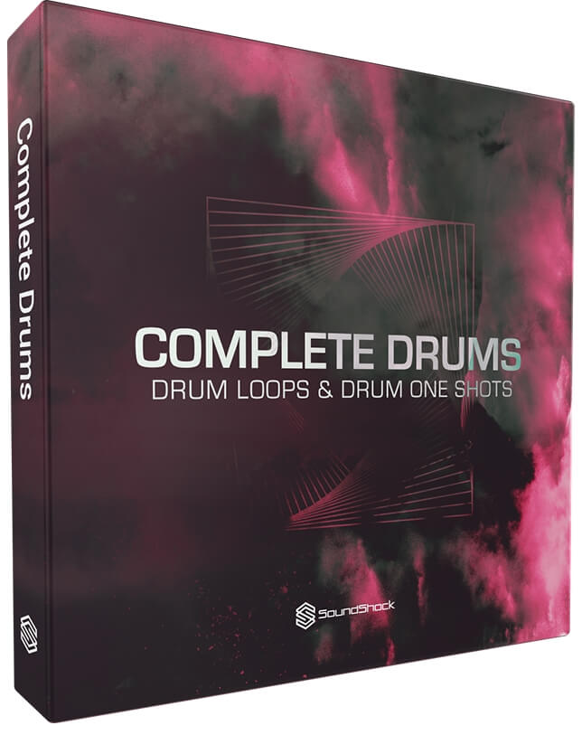SoundShock Complete Drums