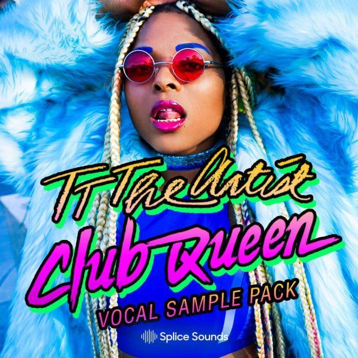 Splice Sounds TT The Artist Club Queen Vocal Sample Pack
