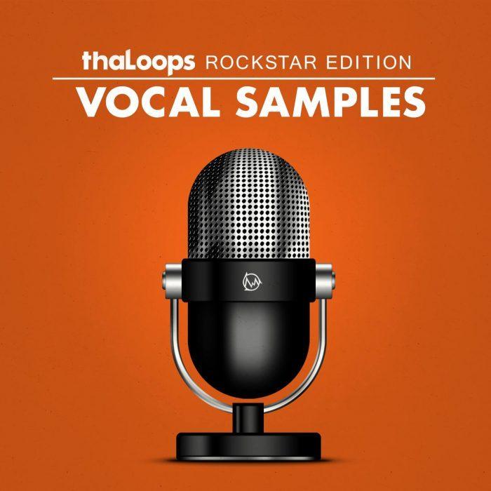 ThaLoops Vocal Samples Rockstar Edition