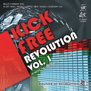 Mutekki Media Sounds of Revolution Kick Free Revolution Vol.1