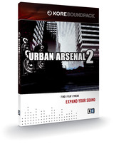 Native Instruments Urban Arsenal 2