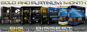 eSoundz Gold and Platinum Month